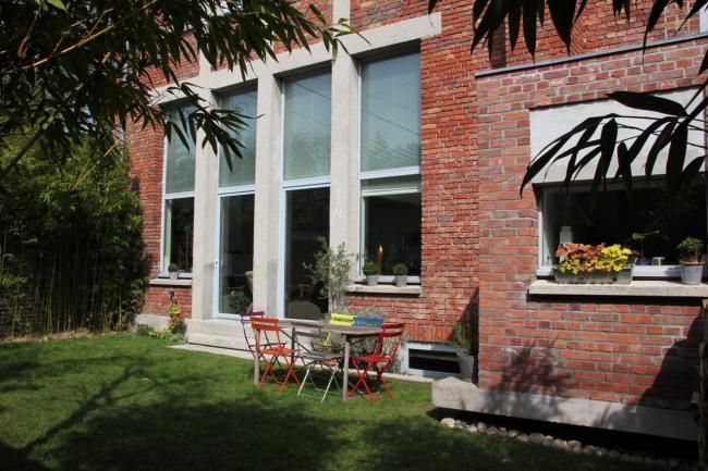 Ventes mouvaux duriez maison esprit loft 4 chambres for Achat immobilier loft